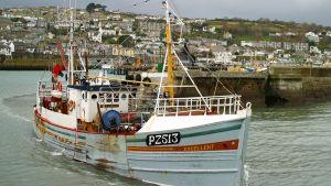 UK fishing fleet