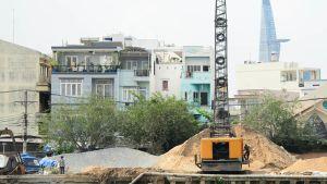 Vietnam construction