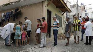 Brazil vaccination