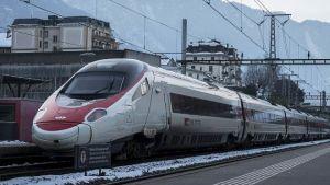 Alstom Pendolino