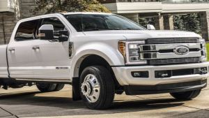 Ford F-Series Super Duty Limited