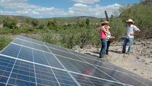 Mexico solar energy