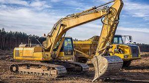 UK construction equipment