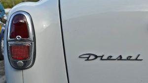 UK diesel car