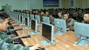 China army computers