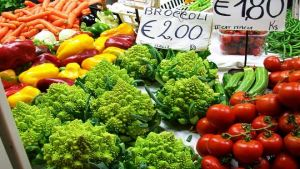 Italy inflation declines