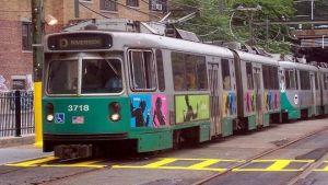 Massachusetts Green Line