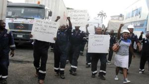 Nigeria strike