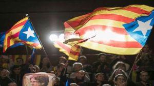 Separatists Catalonia