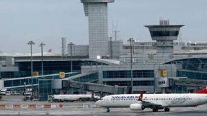 Turkey airport