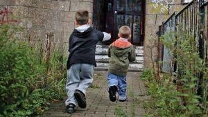Child poverty in Britain