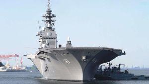 Izumo-class warships