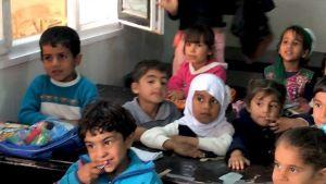 Libya children