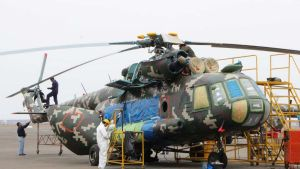 Mi-8/17 helicopters