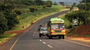 Tanzania road