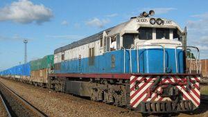 Zambia railway