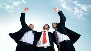 Three key managers