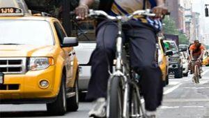 New York bicycle
