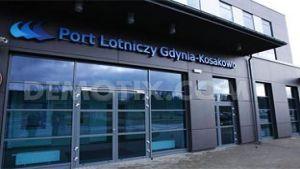 Gdynia airport