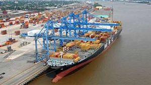 Saudi Arabia port