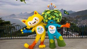 2016 Olympics Brazil