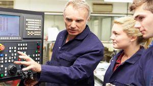 High technology workforce