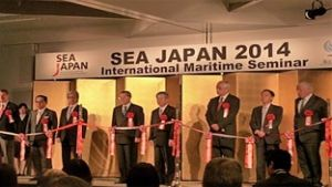 Sea Japan 2014