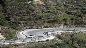 Spain roads