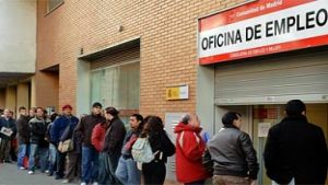 Spain unemployment