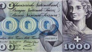 Switzerland money