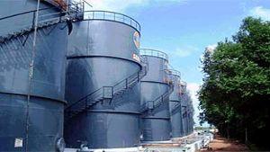 Sri Lanka oil