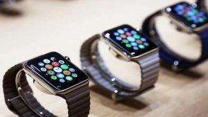 Apple watch China