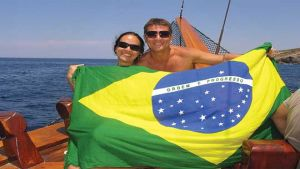 Brazilians spending