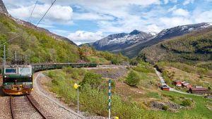 Norway railway