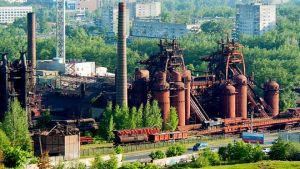 Russia factory