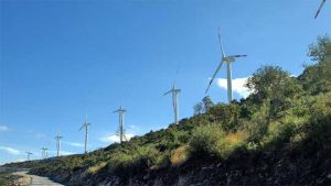 Turkey wind power