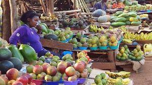 Uganda vegetables