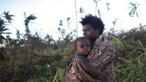 Vanuatu cyclone