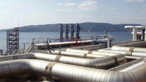 Greece gas