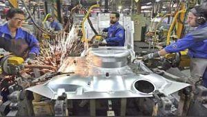 Iran car factory