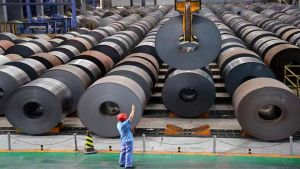 China's steel industry