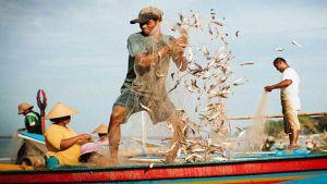 Indonesia fishermen