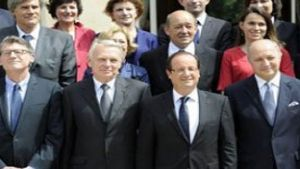 French Ministers