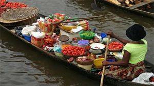 Ghana vegetables