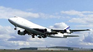 South African air cargo