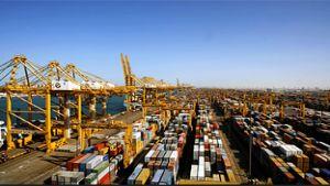 Dubai's foreign trade