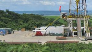 New World Oil and Gas