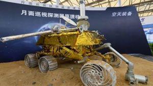 China moon Chang'e-3