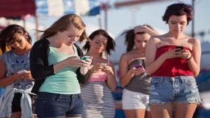 U.S. Students smartphones