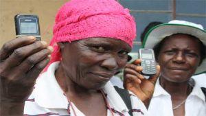 Zimbabwe mobile phones